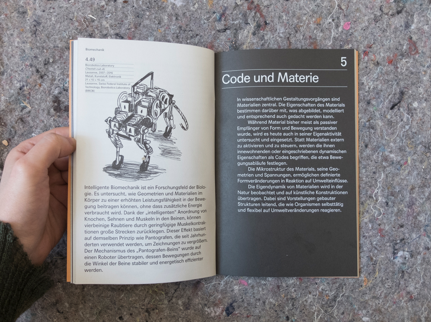 Exhibition  Guide drawings NODE Berlin Oslo Martin-Gropius-Bau art future Technology ILLUSTRATION
