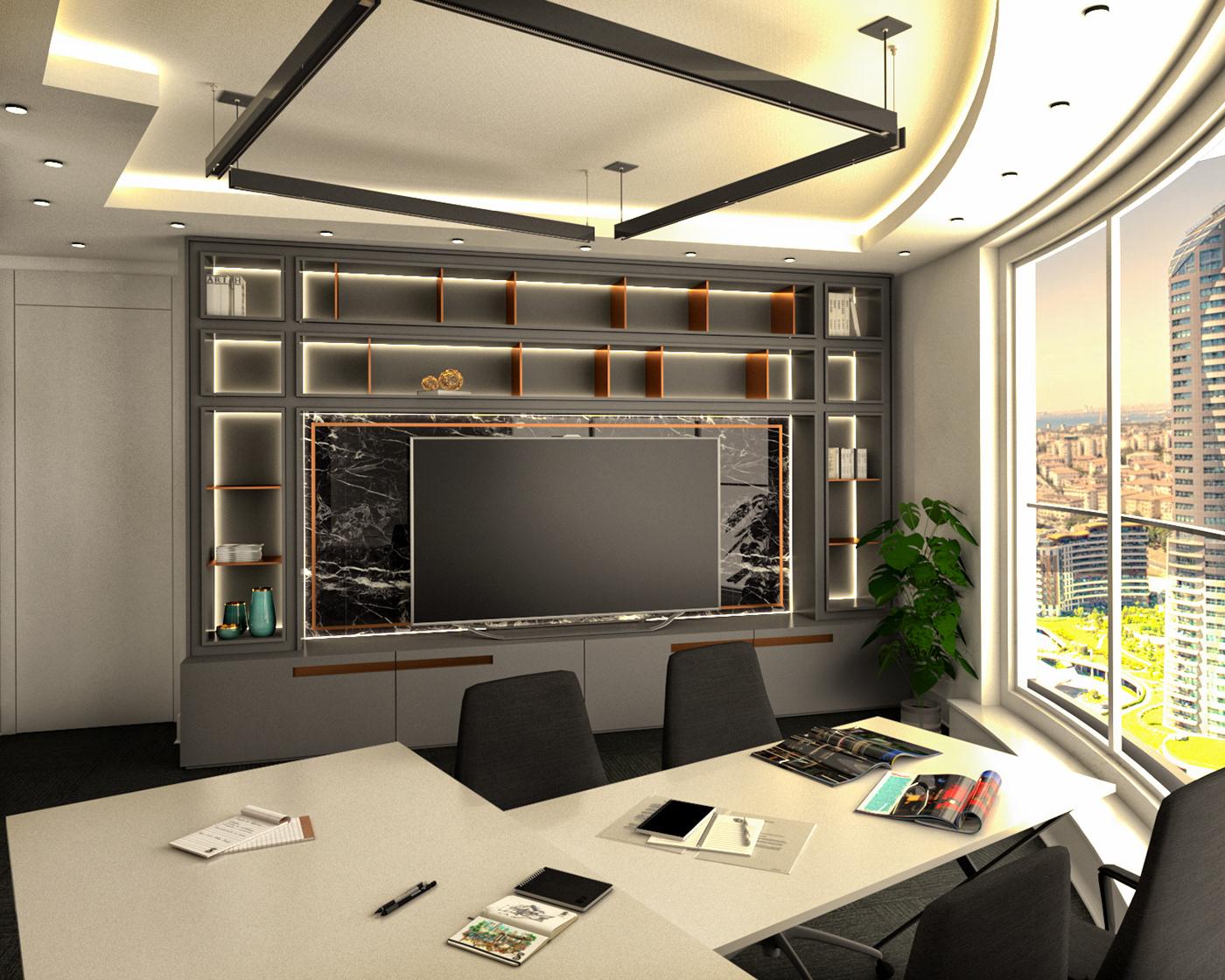 有美感的17張辦公桌設計欣賞
