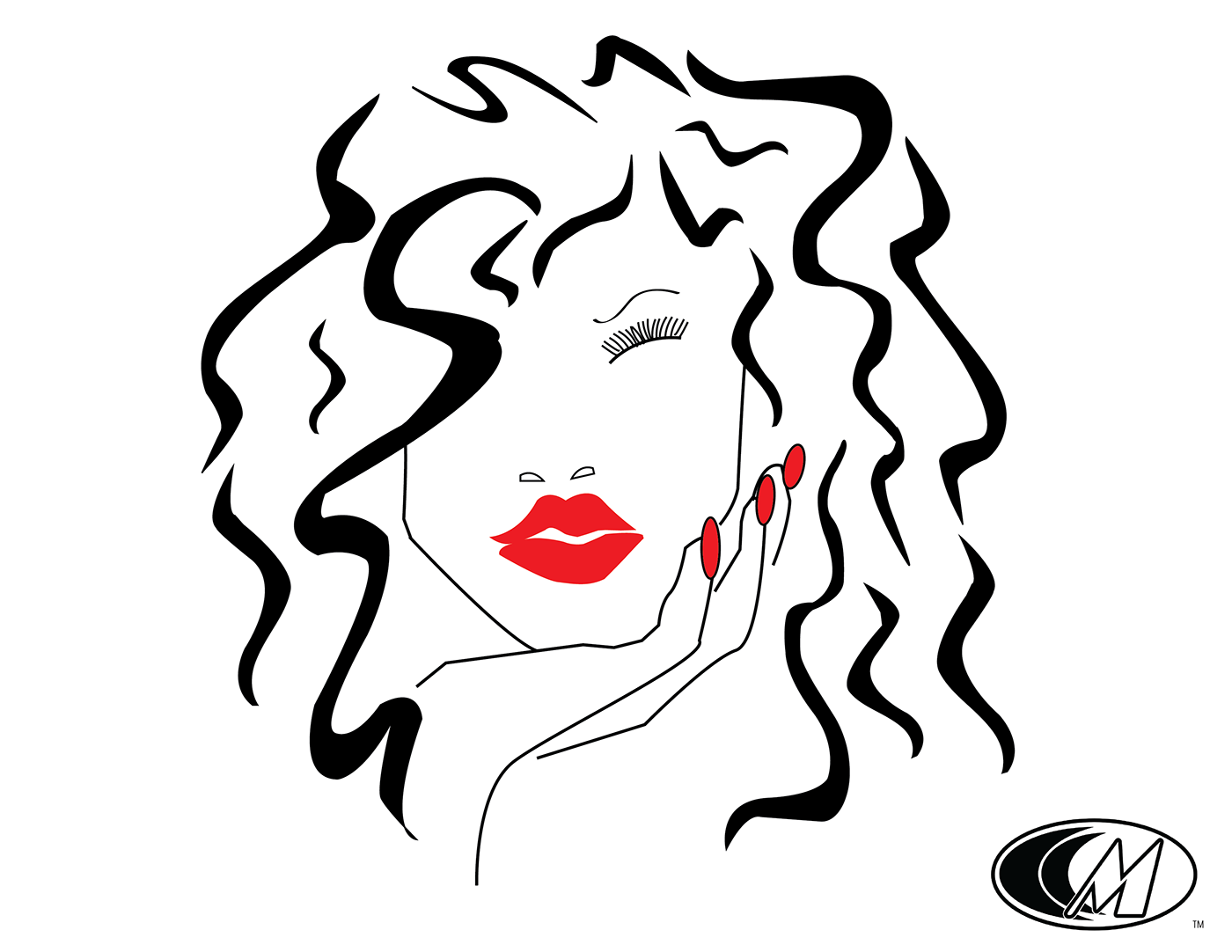 beauty Fashion  queen branding  minimalist graphic Beautiful
