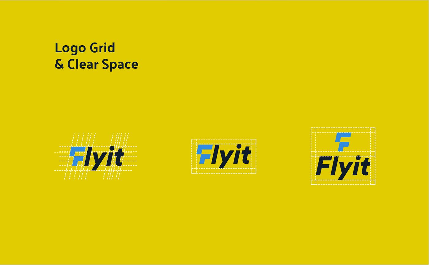 arrow logo brand identity courier shipping Fly bird