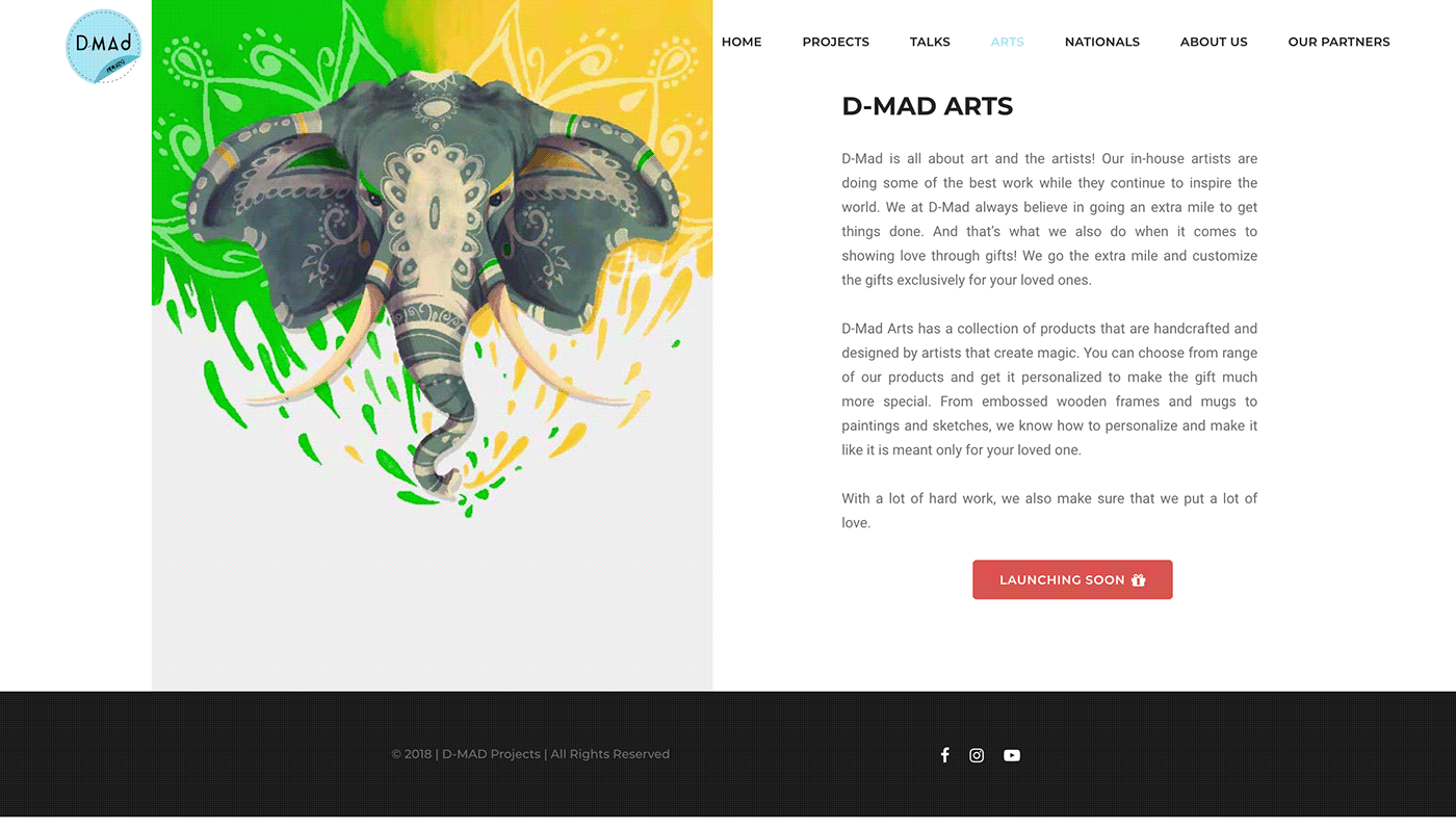 DMAD,projects,Dhruv,avdhesh,Web,design,UI,ux,ILLUSTRATION