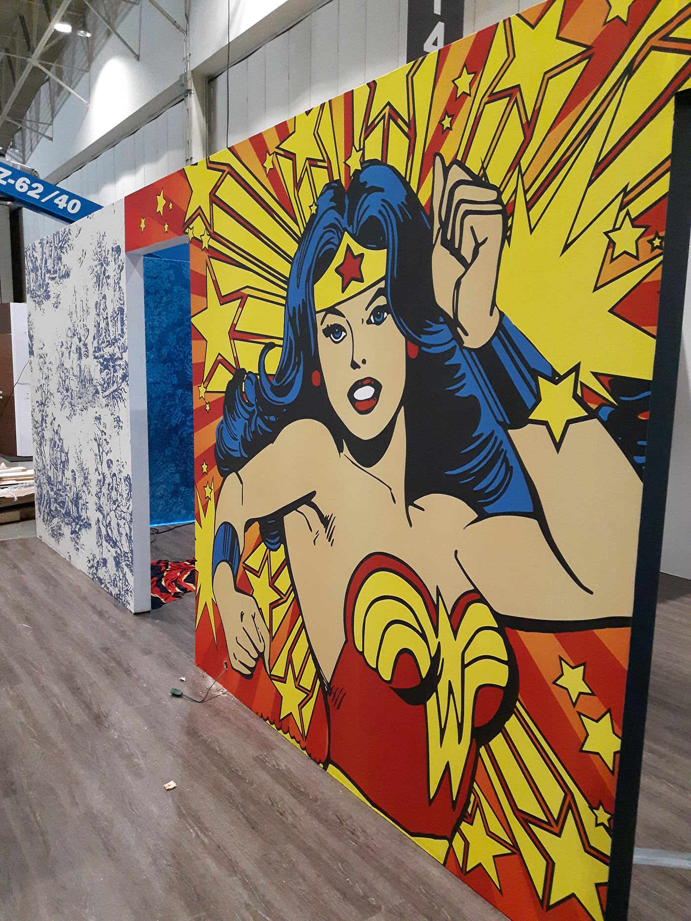 custom print Murals wallpaper design interior design  custom design printed murals installed graphics graphic design  Printed Wallpaper