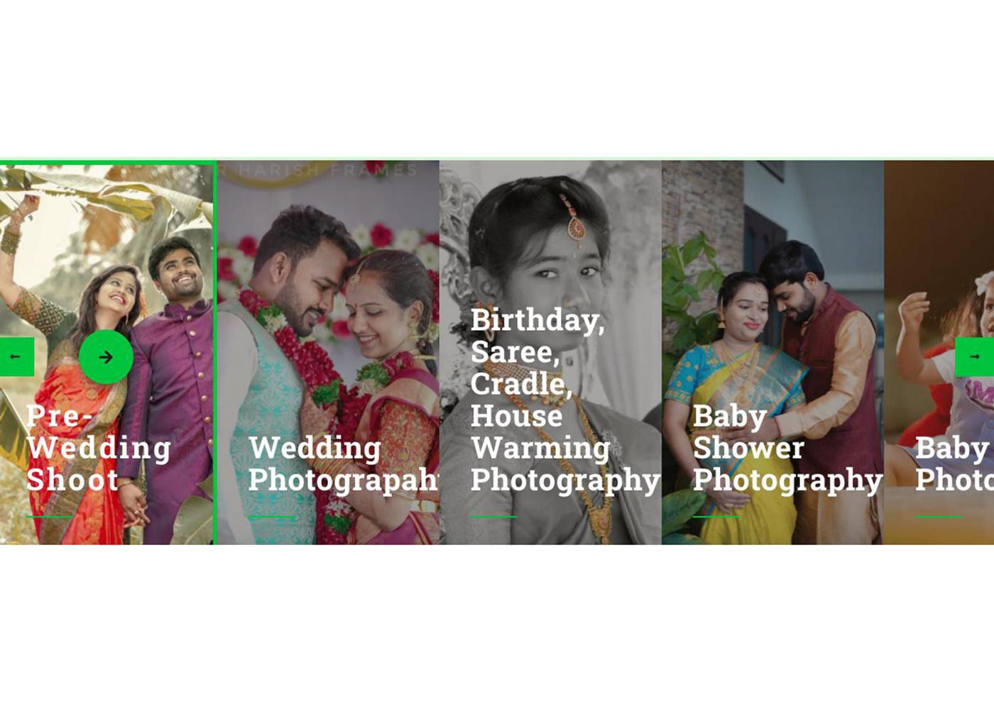 LR Harish Frames LR Harish Frames Website Photography Hyderabad photography website Wedding Photographer Wedding Photography Site wedding website