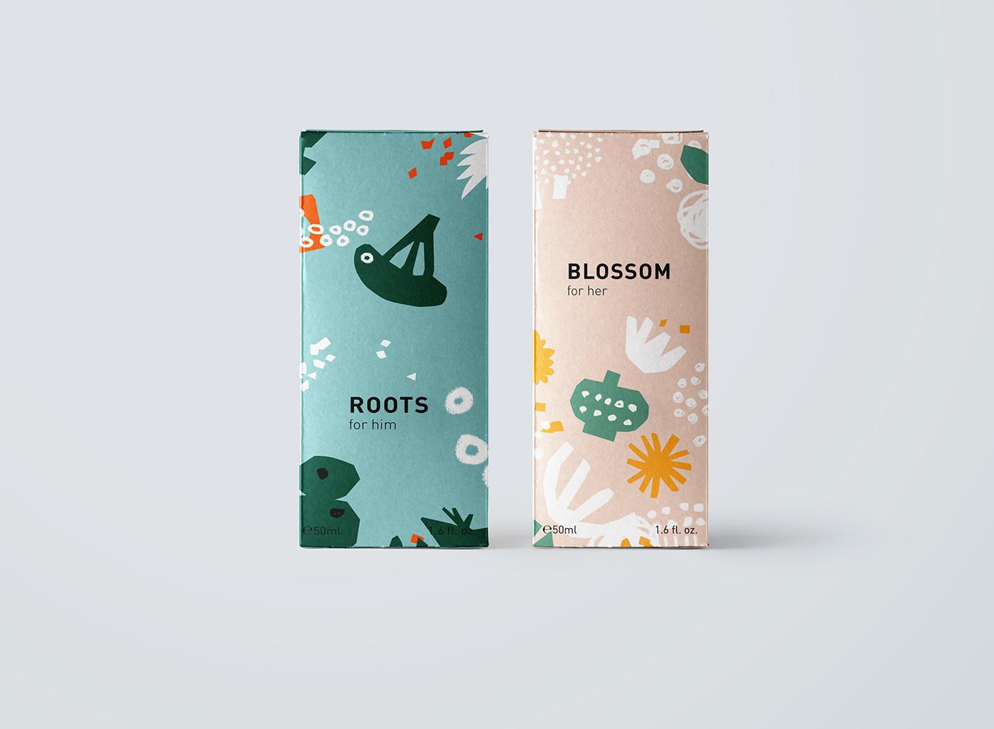 精品的38個香水包裝設計欣賞
