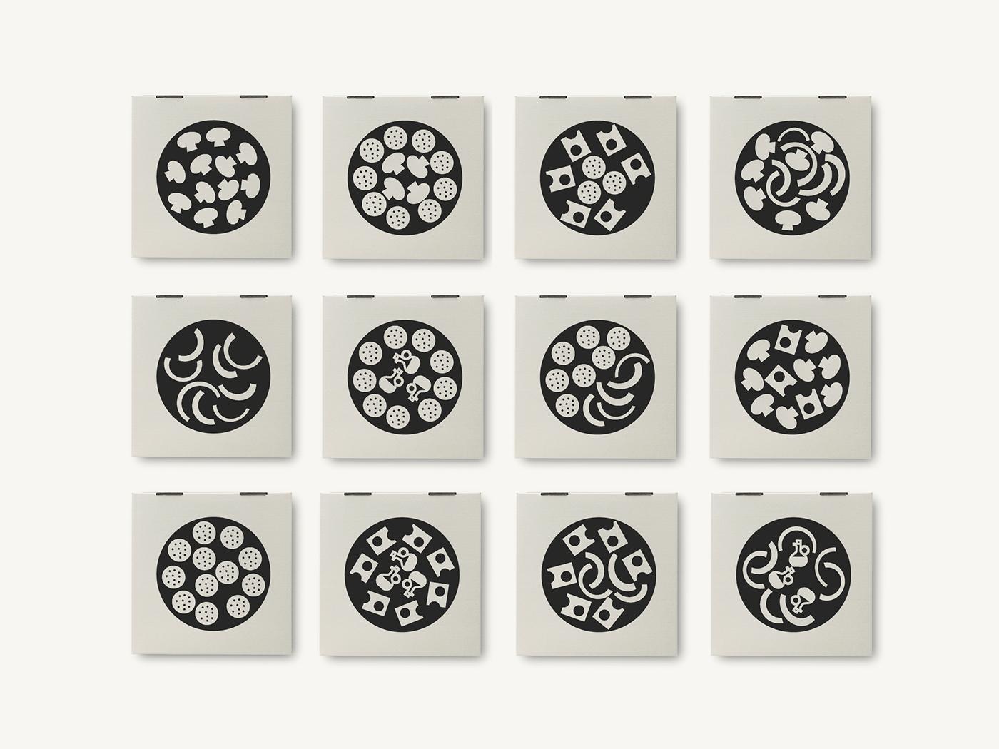 Food  package Packaging packagingdesign Pizza