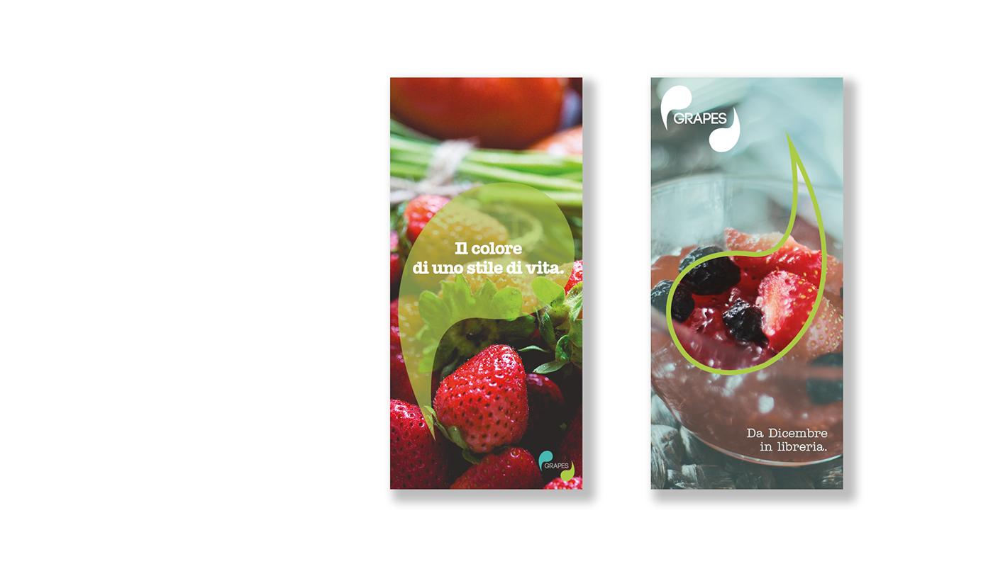 brand identity,bookmarks,pattern,storytelling  ,copy,publishing  ,company,books,Vegetarian,Food ,healthy,lifestyle,environment,teaser
