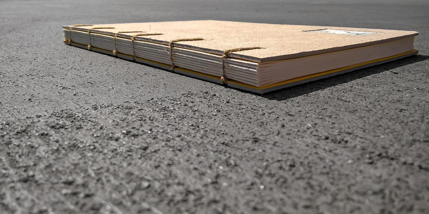 notebook notes handemande recykling recycling