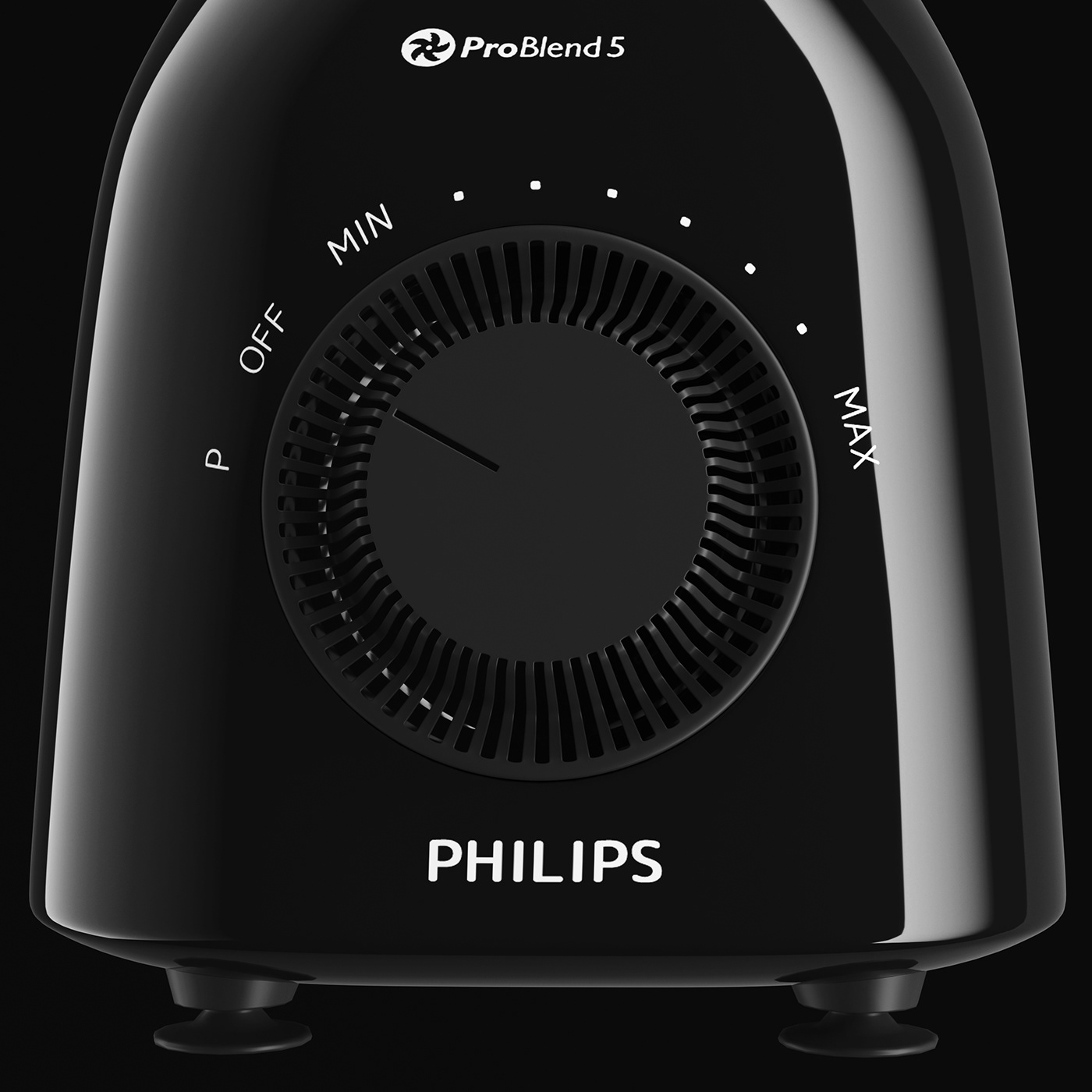 3D 3d lab academy blender Breakdown CGI digital photography  model Philips product shots