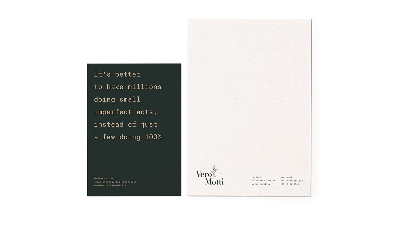 brand identity branding  interaction logo Personal Brand personal branding Sustainability UI