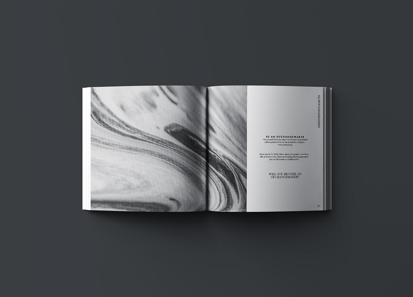 book design brand identity branding  editorial editorial design  identity magazine typography   visual visual identity
