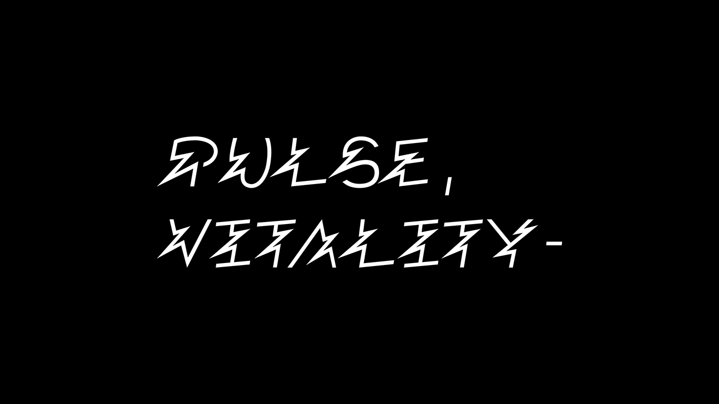 Display Typeface typography