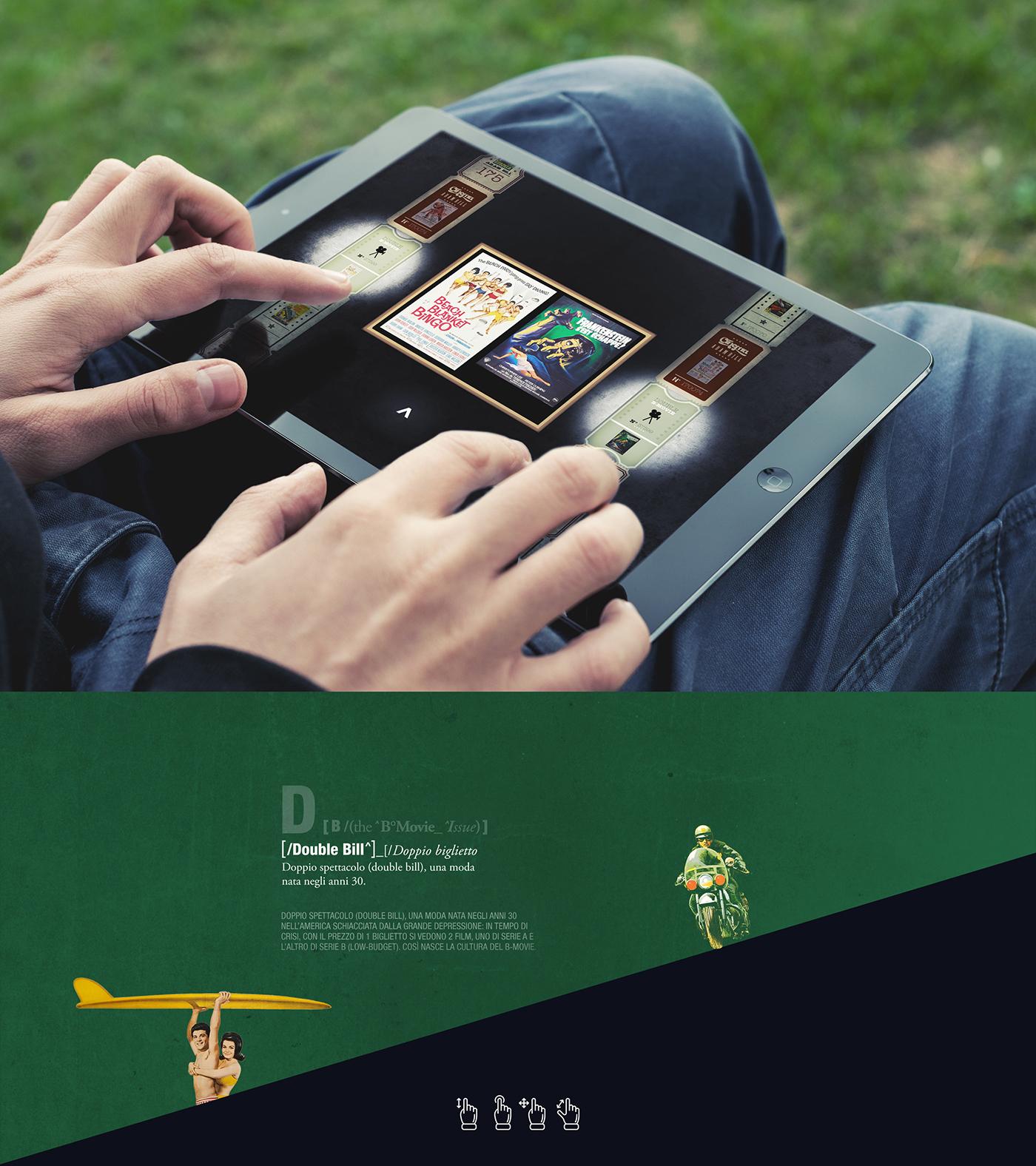 Adam Alphabet Digital Art magazine fefe project ied roma Visual Creative Studio