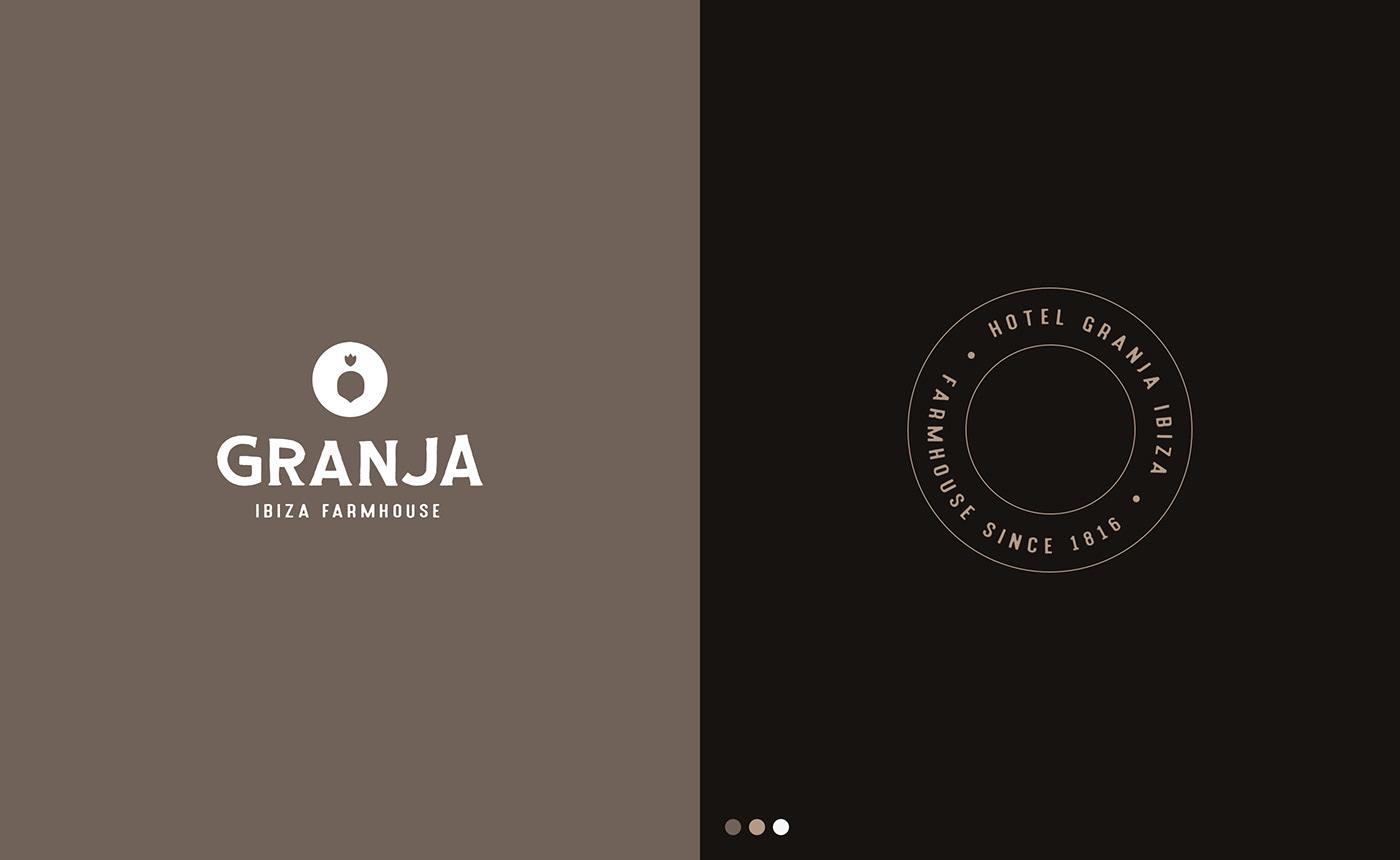 hotel interaction Website animation  branding  Interface UI ux Web Webdesign