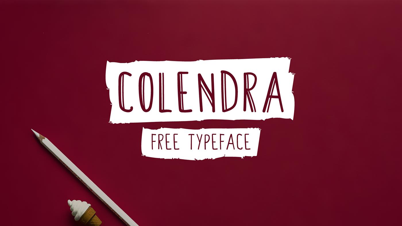 curly font free Free font handwritten Typeface handdrawn sans serif