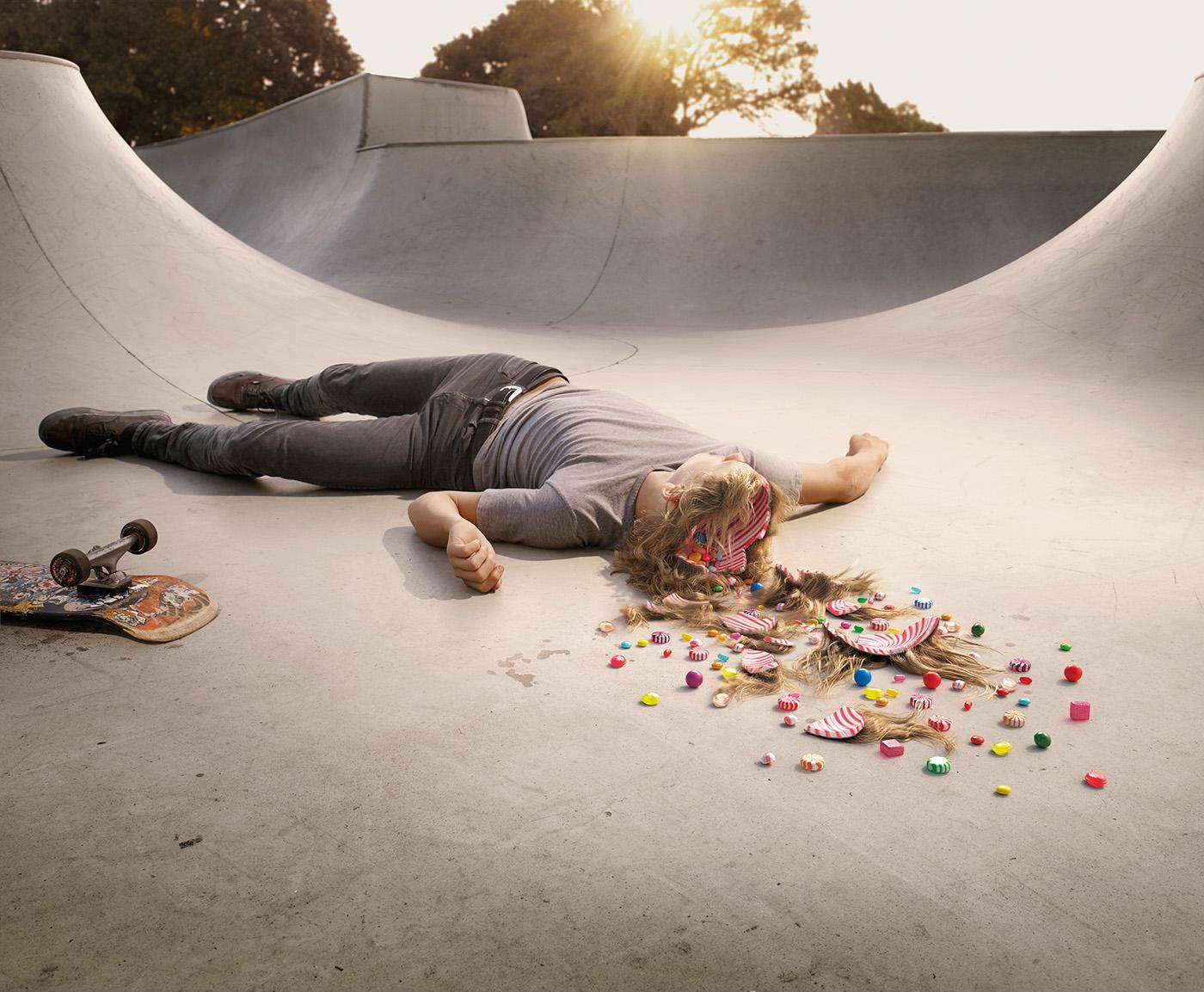 Креативные рекламные фотографы