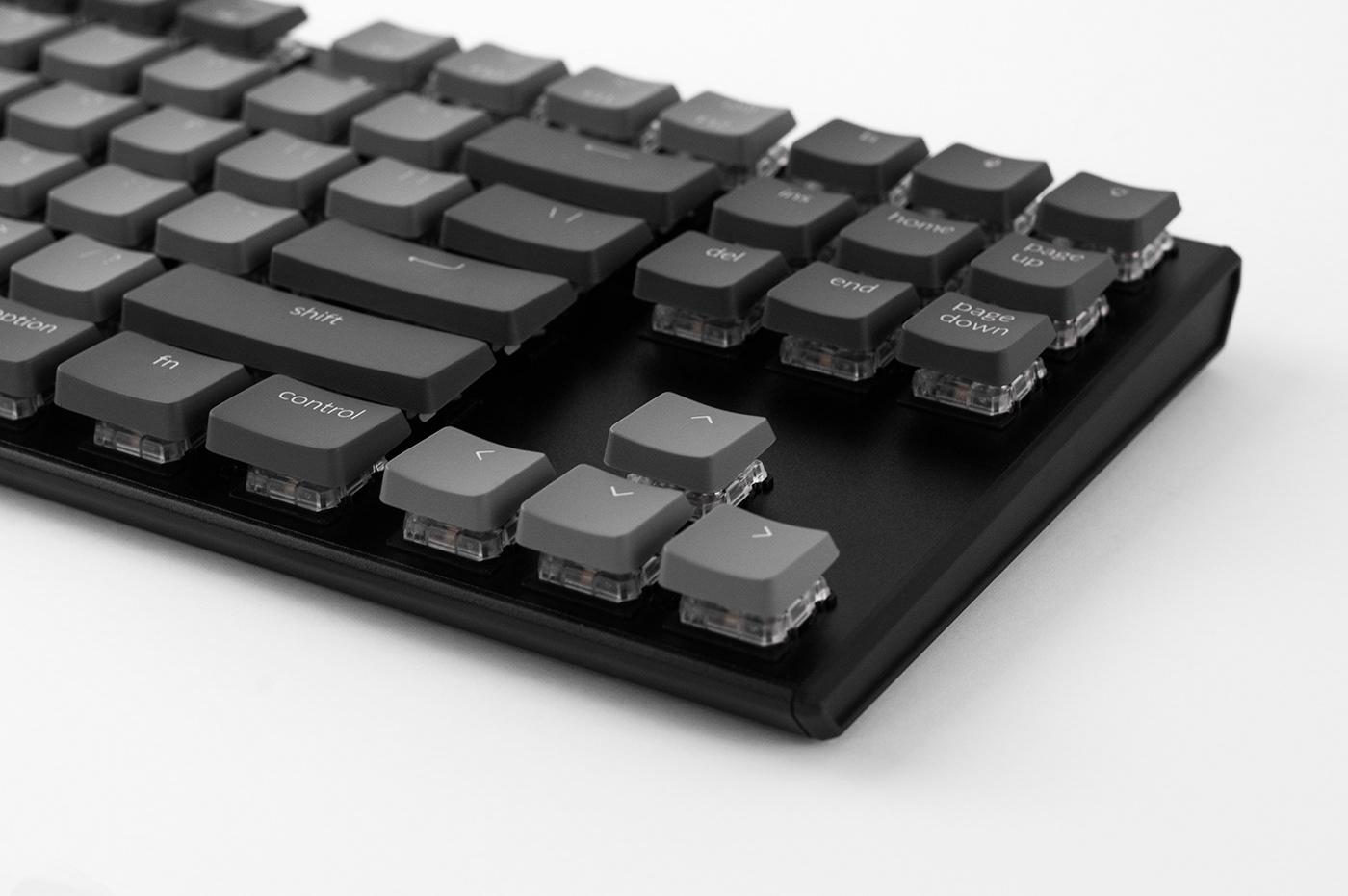 keyboard keychron keys Packshot Product Photography retouch