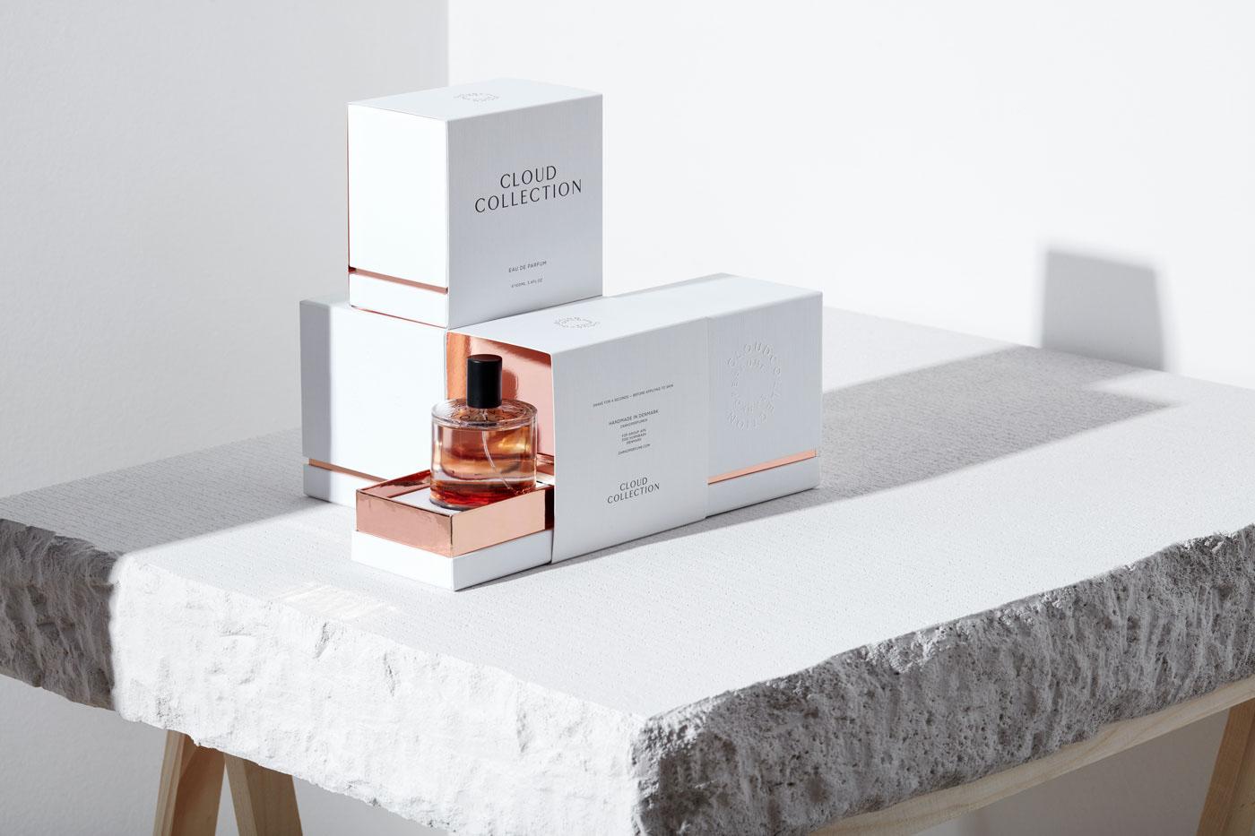 精細的38套香水包裝設計欣賞