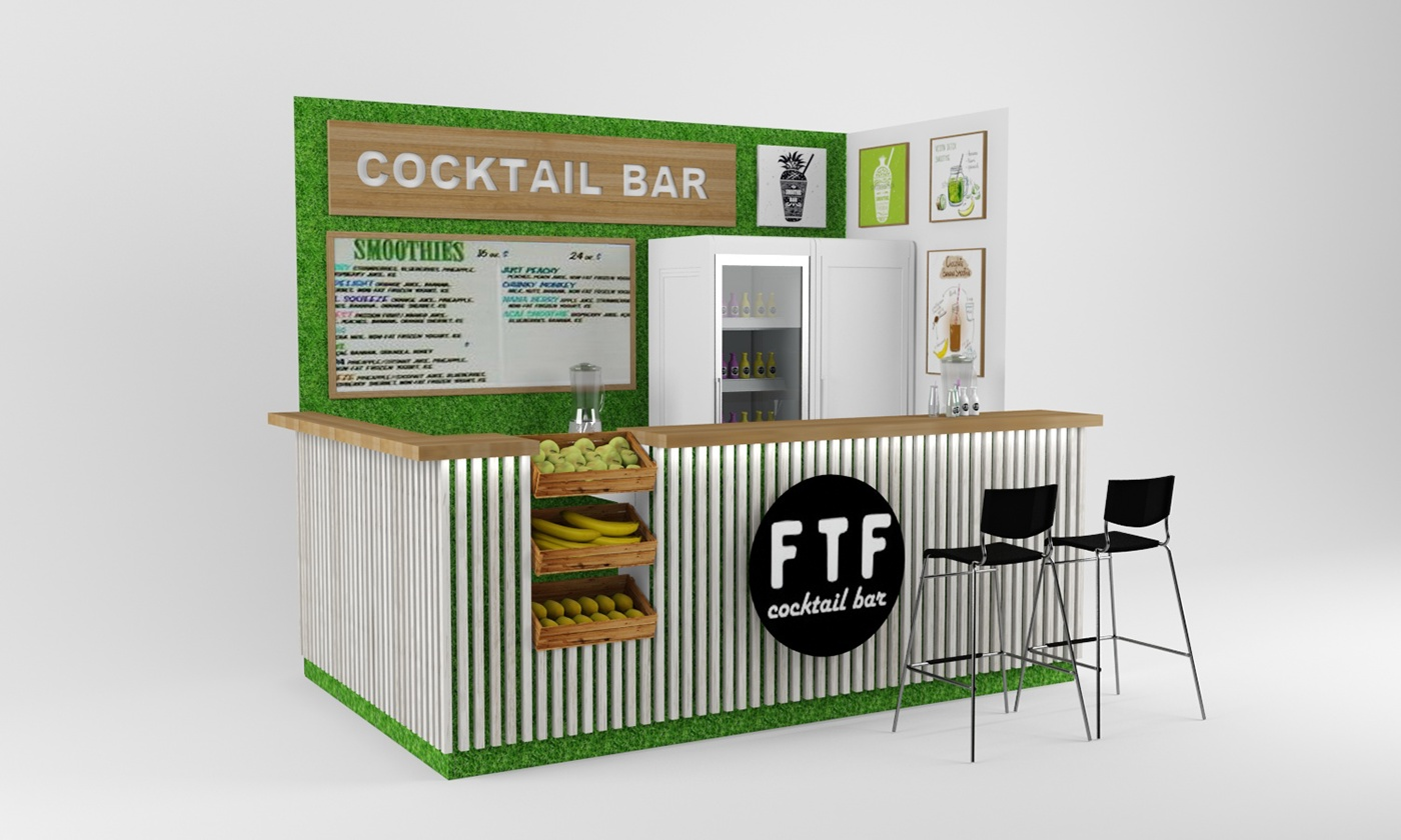 design bar smoothie
