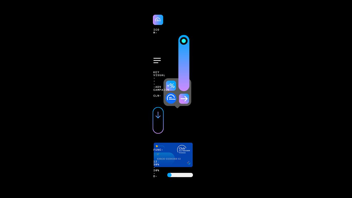 adevrtising campaign conceptual digital Keyvisual minimal promo Smart virtual