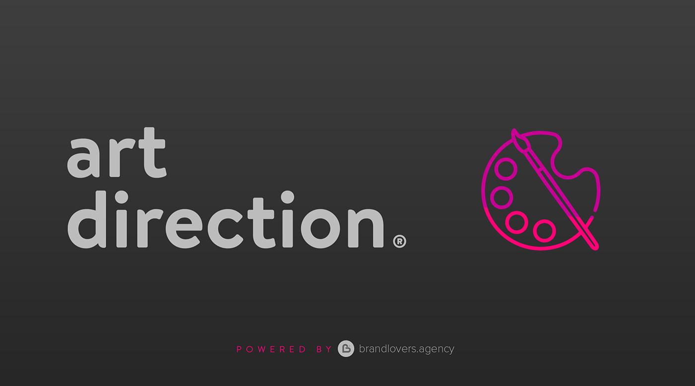 Advertising  agency art direction  Btl Creativity design graphic design