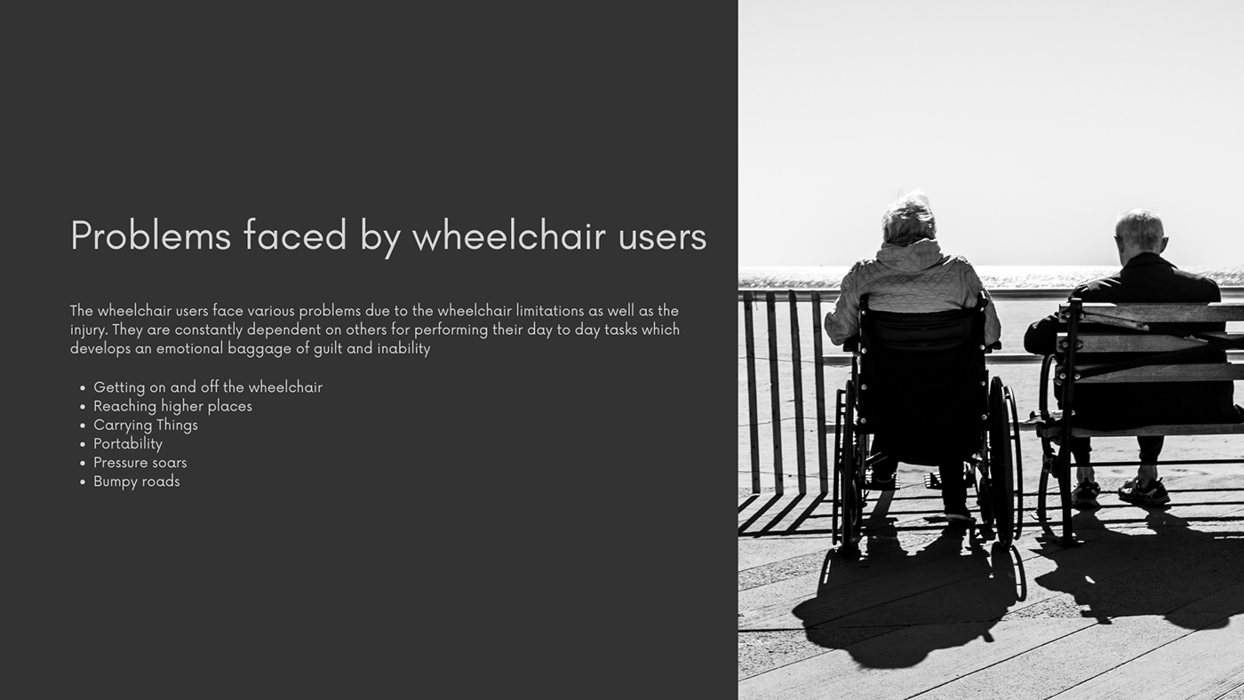 3D Modelling 3d render animation  industrial design  product design  social impact special needs wheelchair