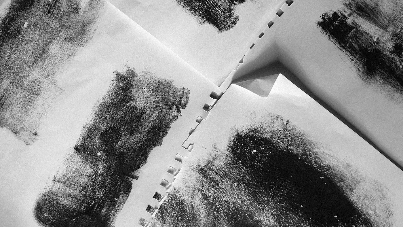 Health aesthetic skin luxury stamp brush scanned symbol textures Logotype