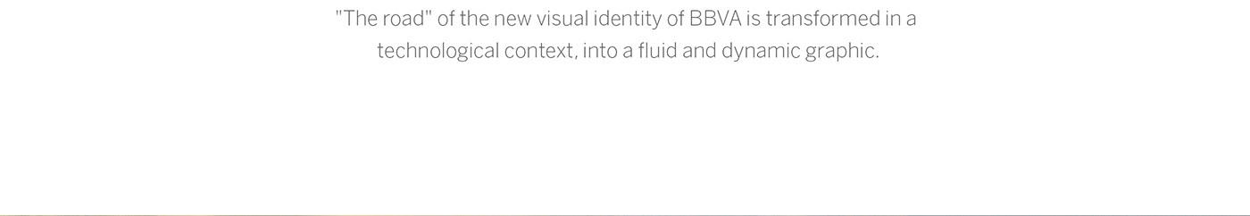 design bbva motion branding  user experience brand Web innovation Fintech Bank
