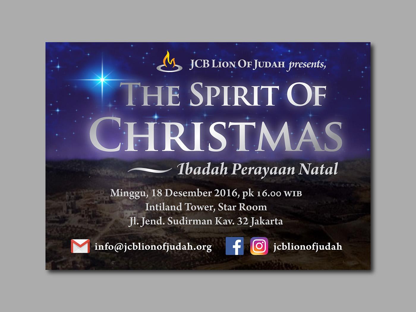 flyer designs jcb lion of judah on behance city blessing logo courtesy of city blessing church christmas invitation flyer