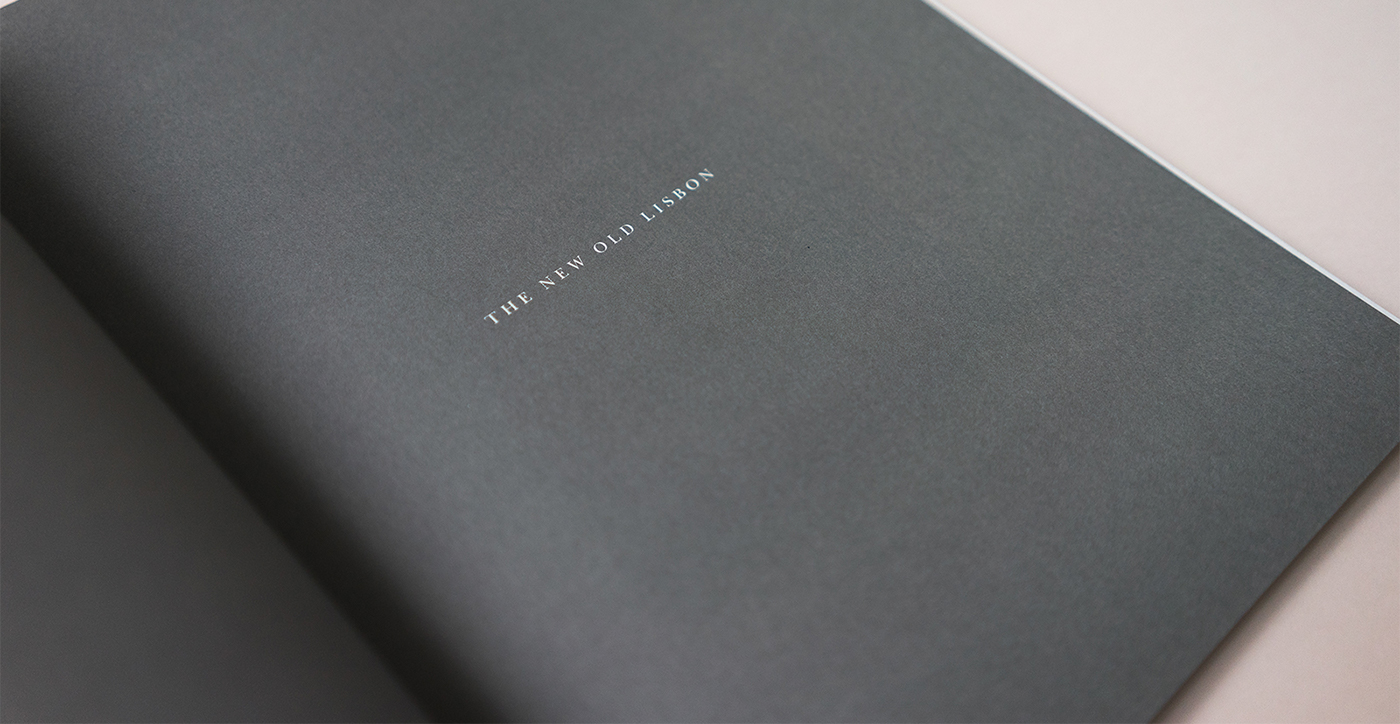 design branding  magazine print Travel culture Food  Lisbon Photography  typography