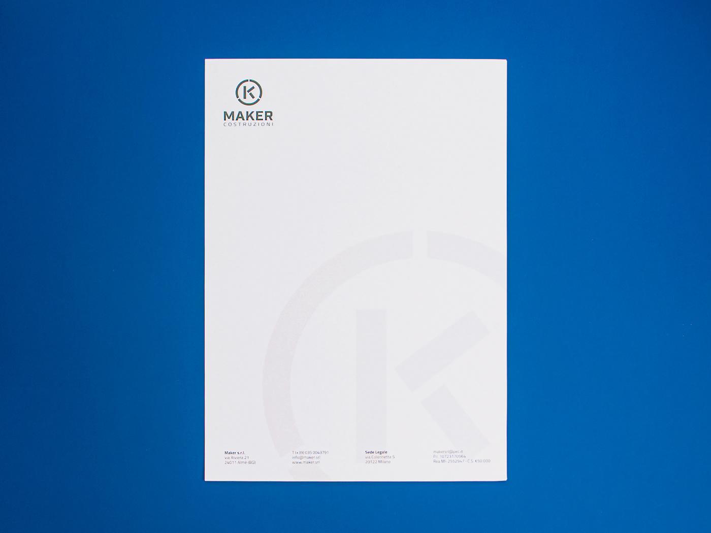 logo brand brand identity print design  business card branding  envelope art direction  folder