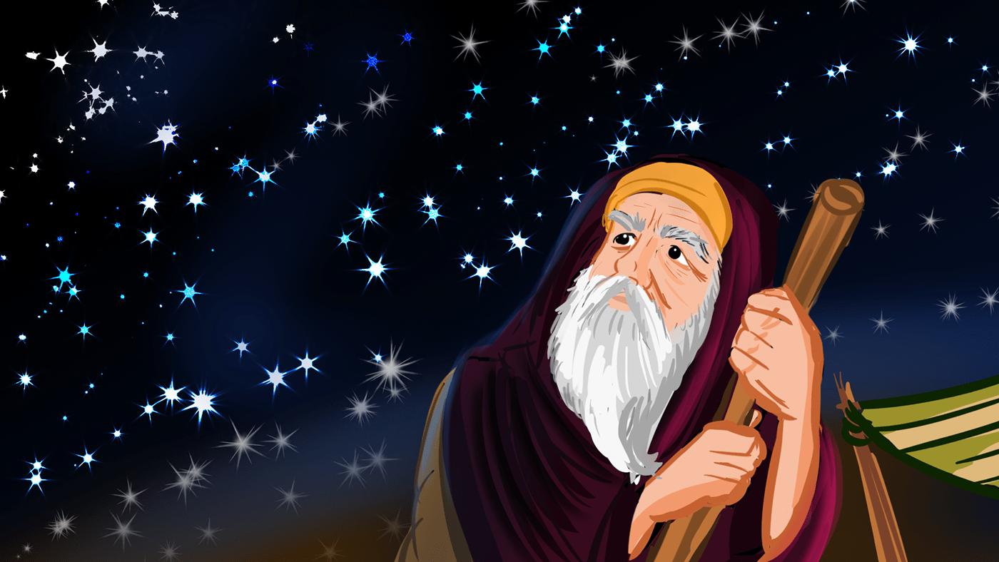 Biblia cenas bíblicas desenhos Desenhos Digitais escola bíblica dominical Ilustração ilustrações bíblicas ilustration