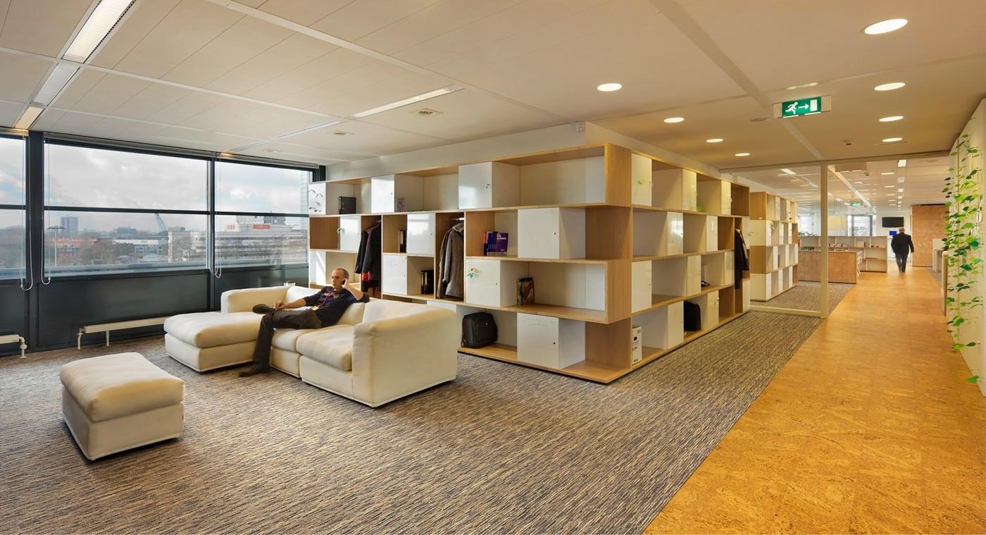 Government building on behance - Interieur bibliotheek ...