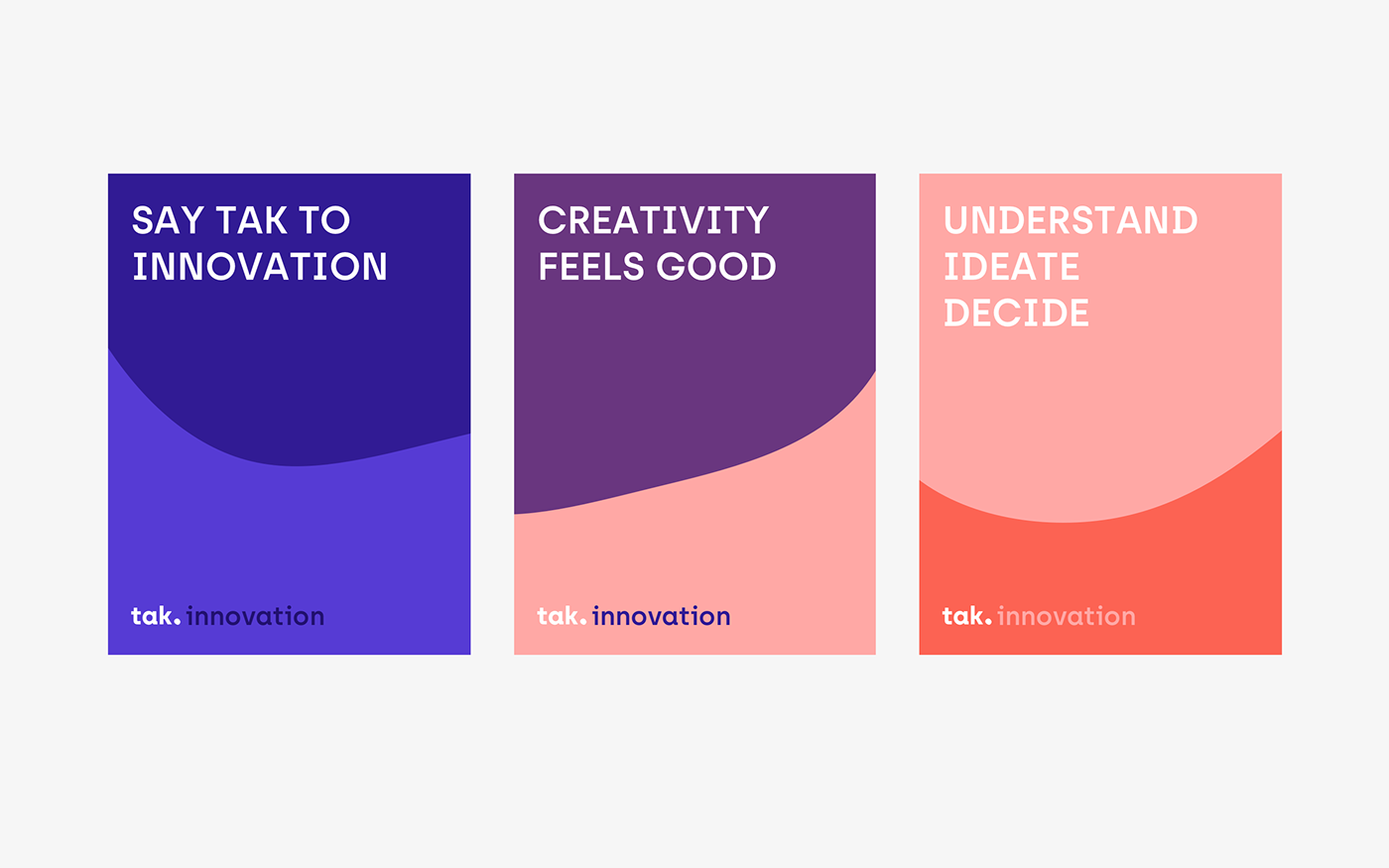 tak innovation posters