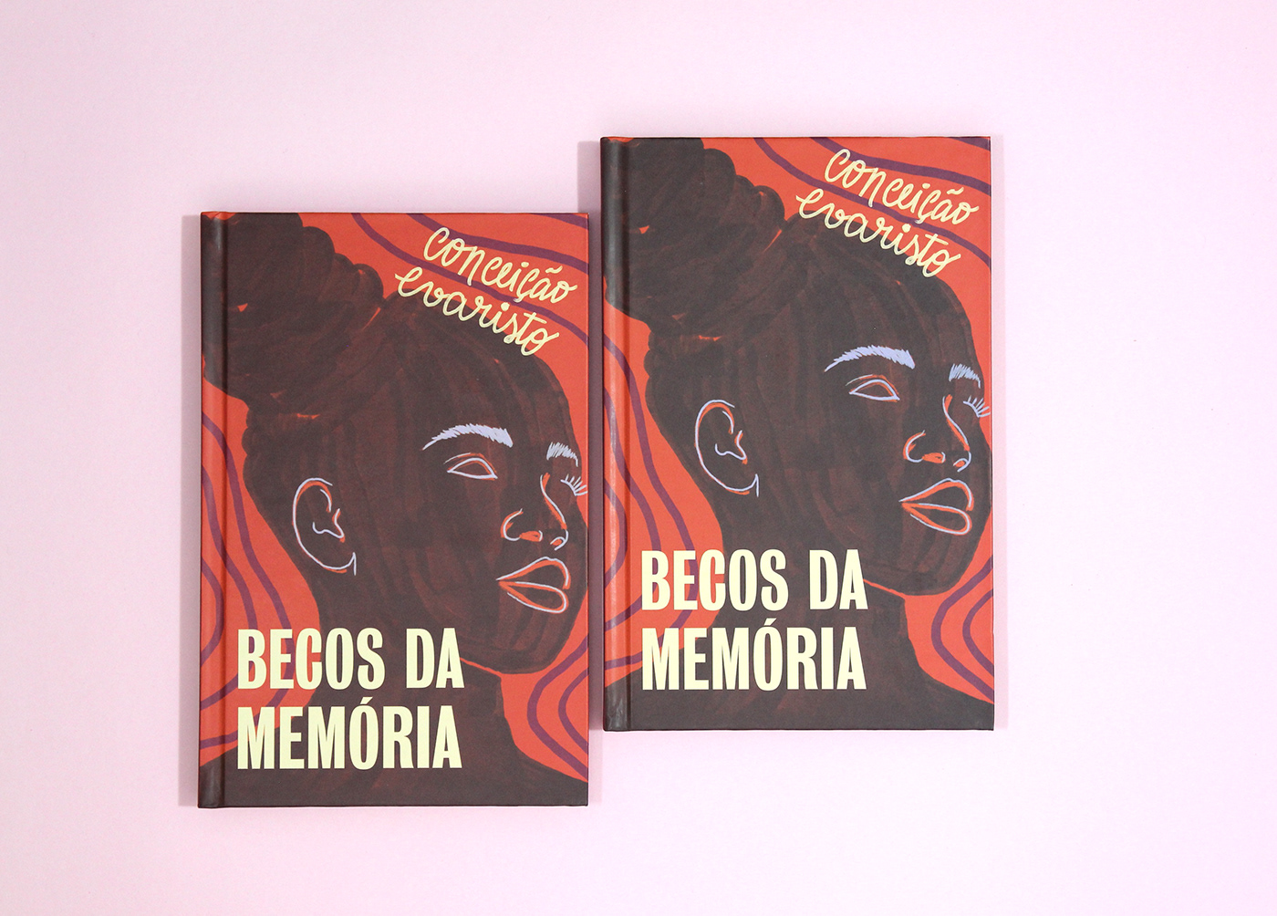 autora negra black author book custom letter editorial ILLUSTRATION  lettering Livro Woman Made shedesignsbooks