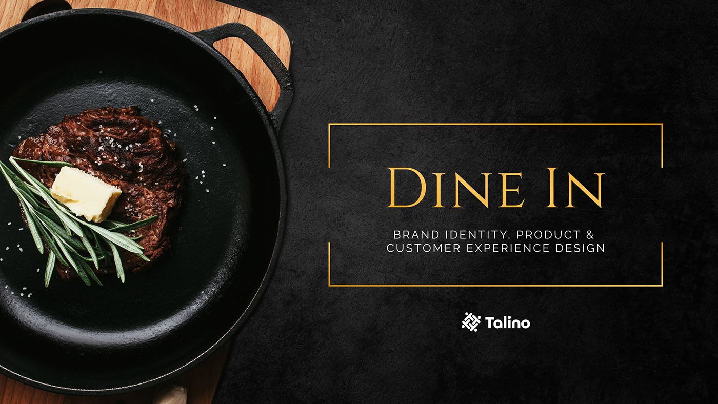 dine in Food Tech talino Technology venture building