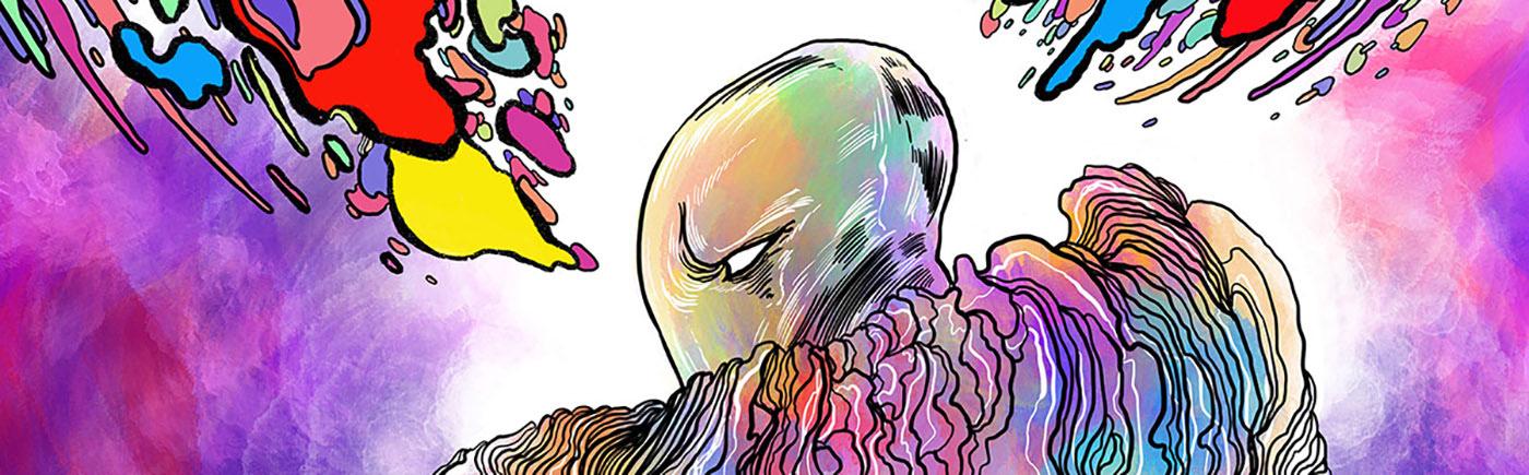 Space  astronaut text comics Comic Book Webcomic alien Sci Fi