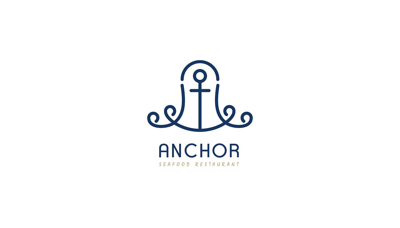 精美的46張餐廳logo欣賞