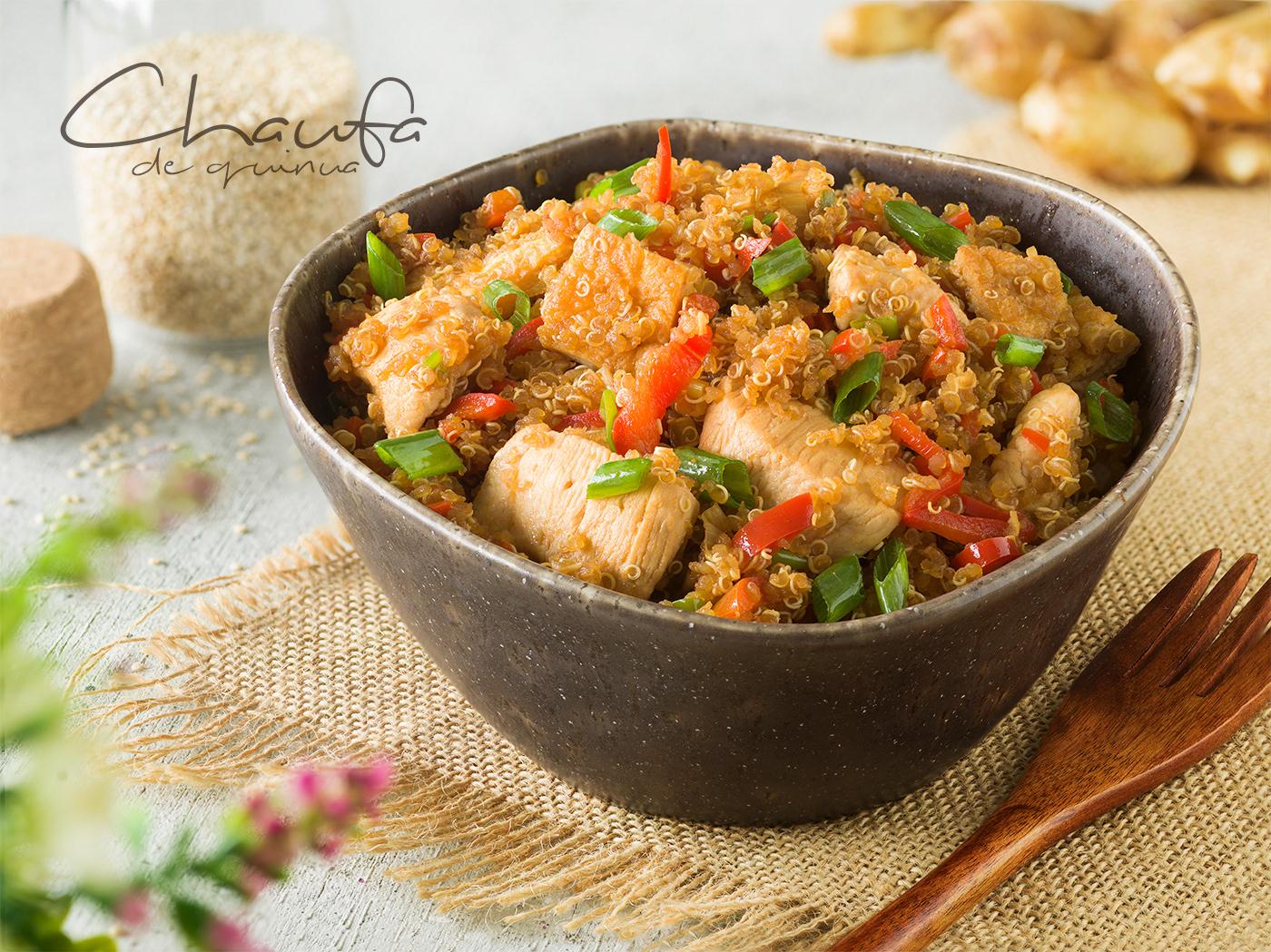 Image may contain: food, salad and bowl