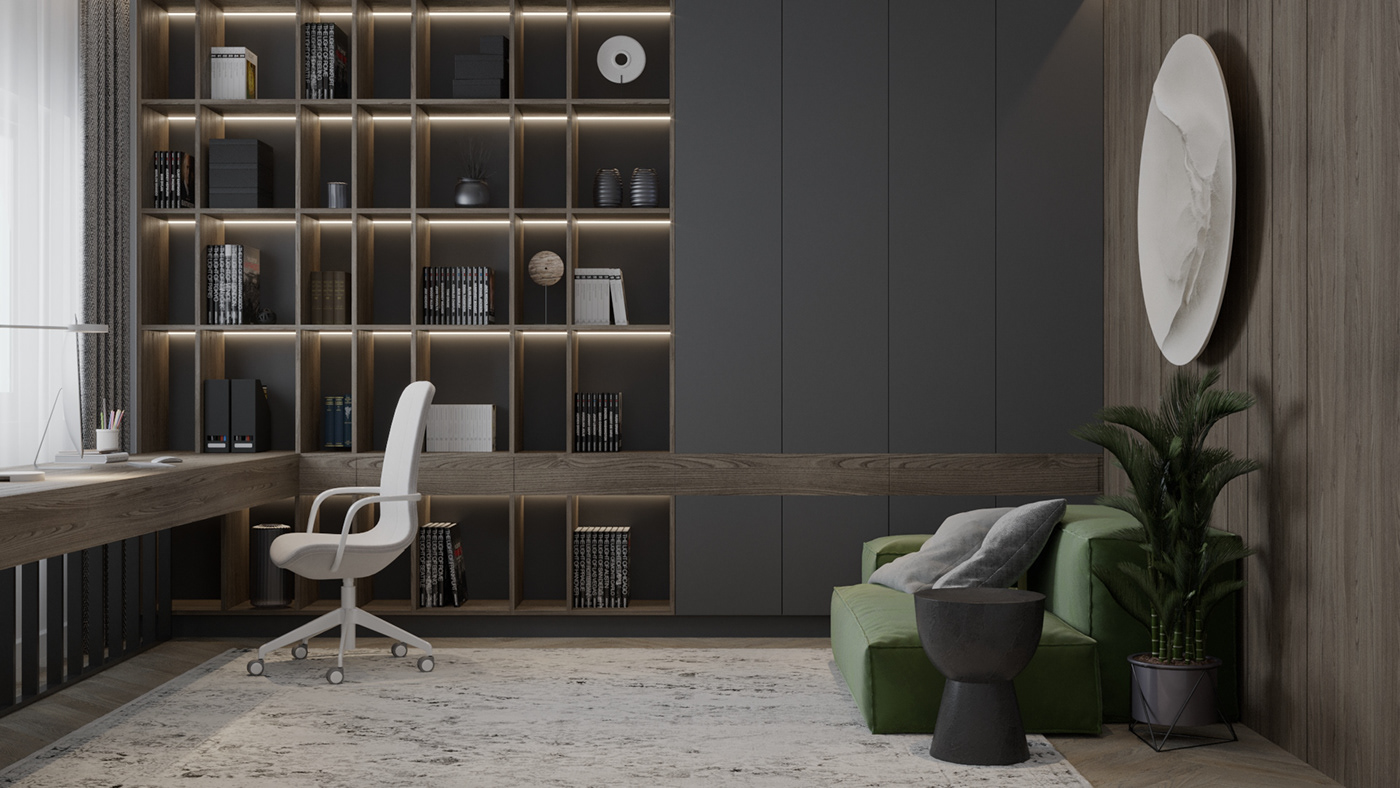 bucharest decor design home Interior Office