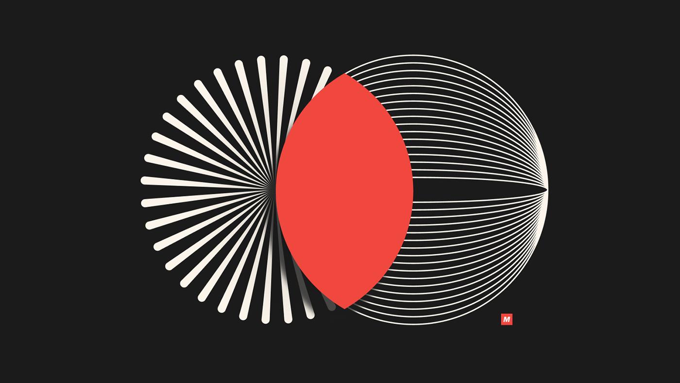 branding  key visual UI Web