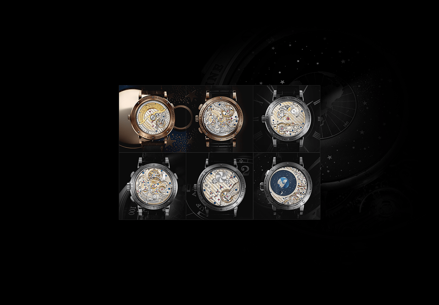 A. Lange & Söhne Craftsmanship. digital launch luxury madeingermany precision strategy timepiece Watches