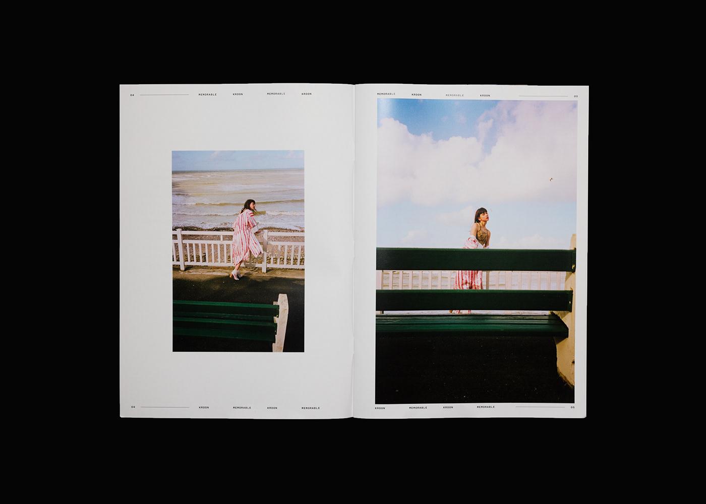 Lookbook Fashion  book graphic Catalogue photo brand womenswear