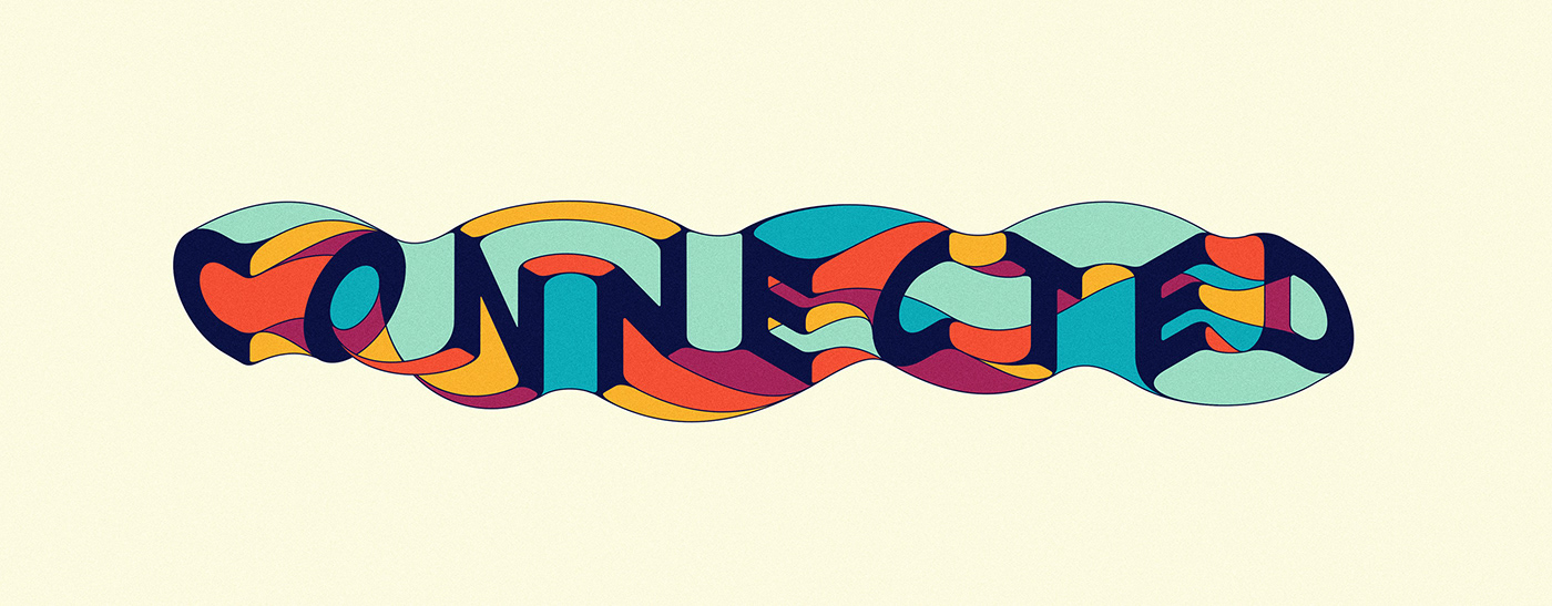 TYPOGRAPHIC IDENTITY FOR AN EVENT IN MANCHESTER UK