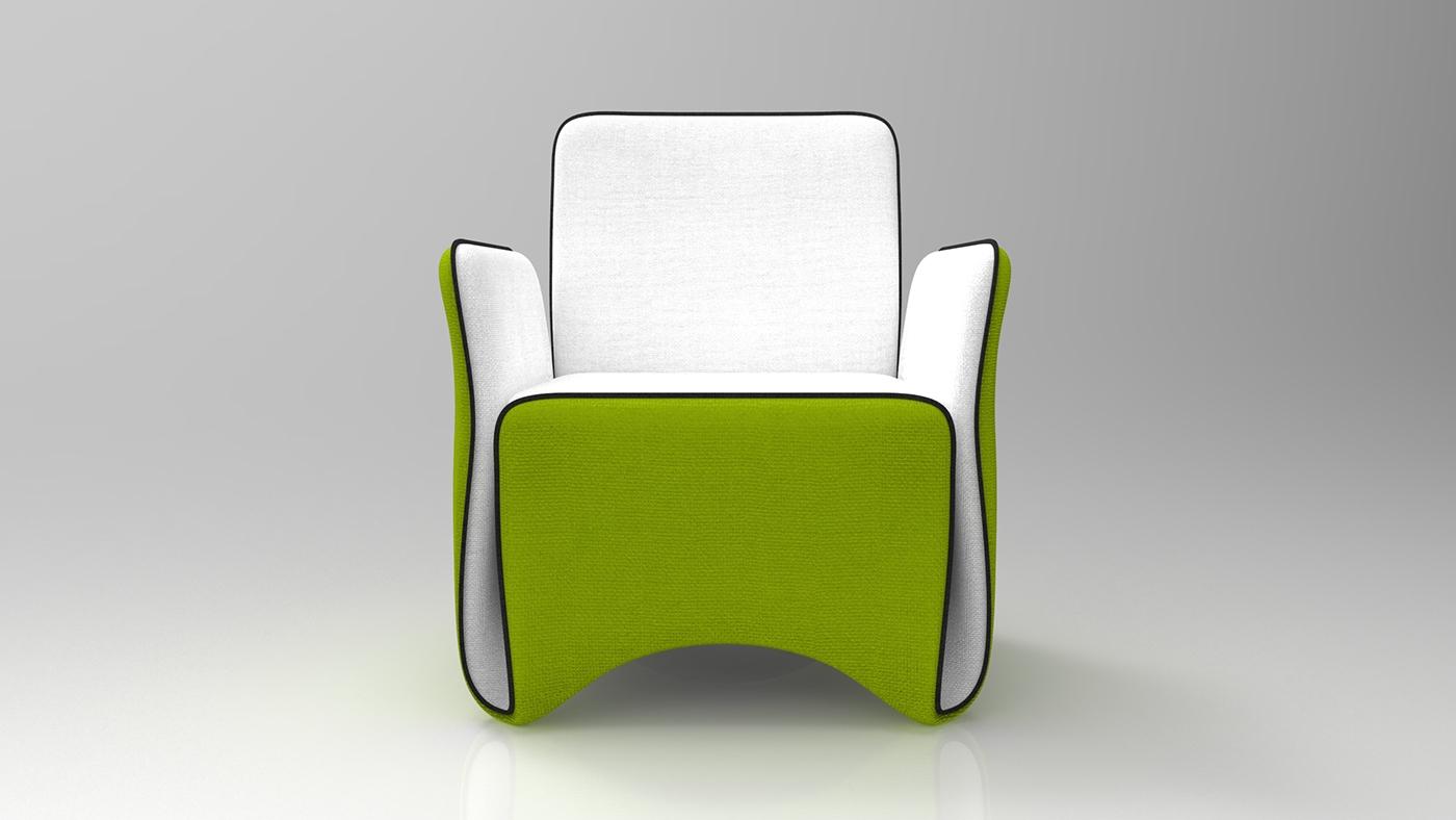 精品的28個椅子設計欣賞