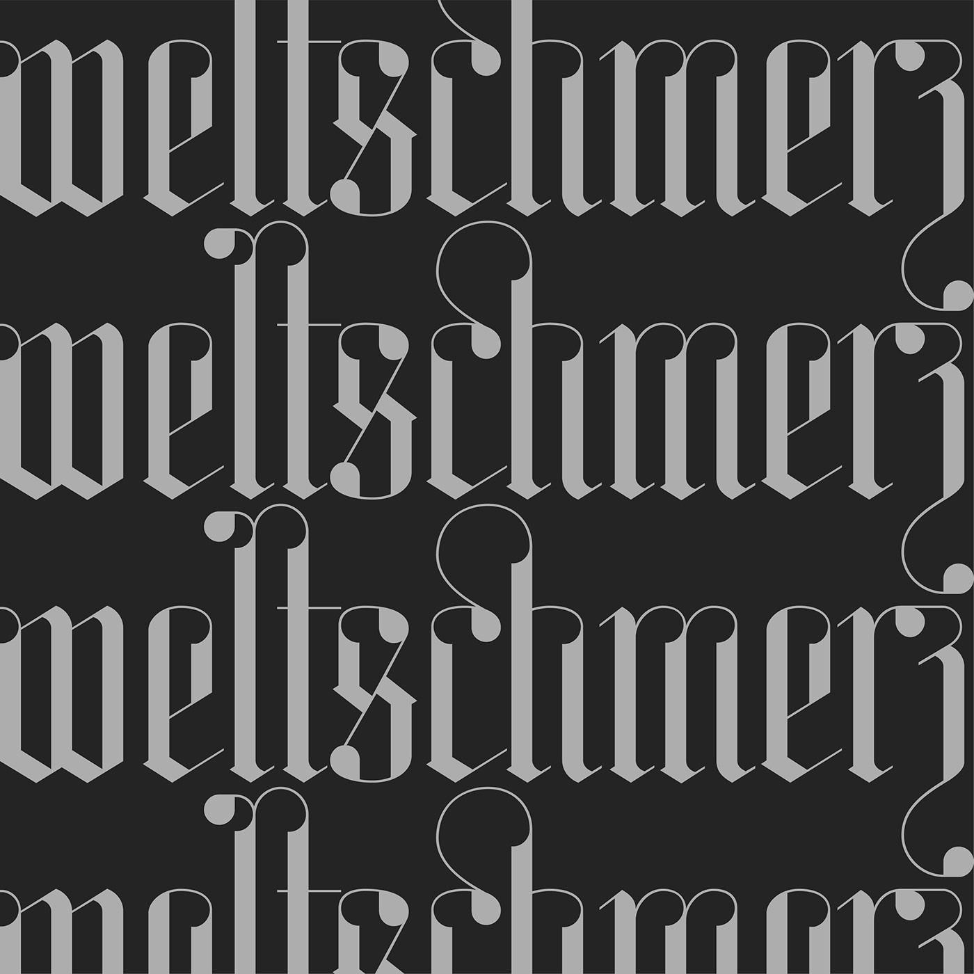 Blackletter,font,fonts,glyphs,graphic design ,textura,type,type design,Typographie,typography