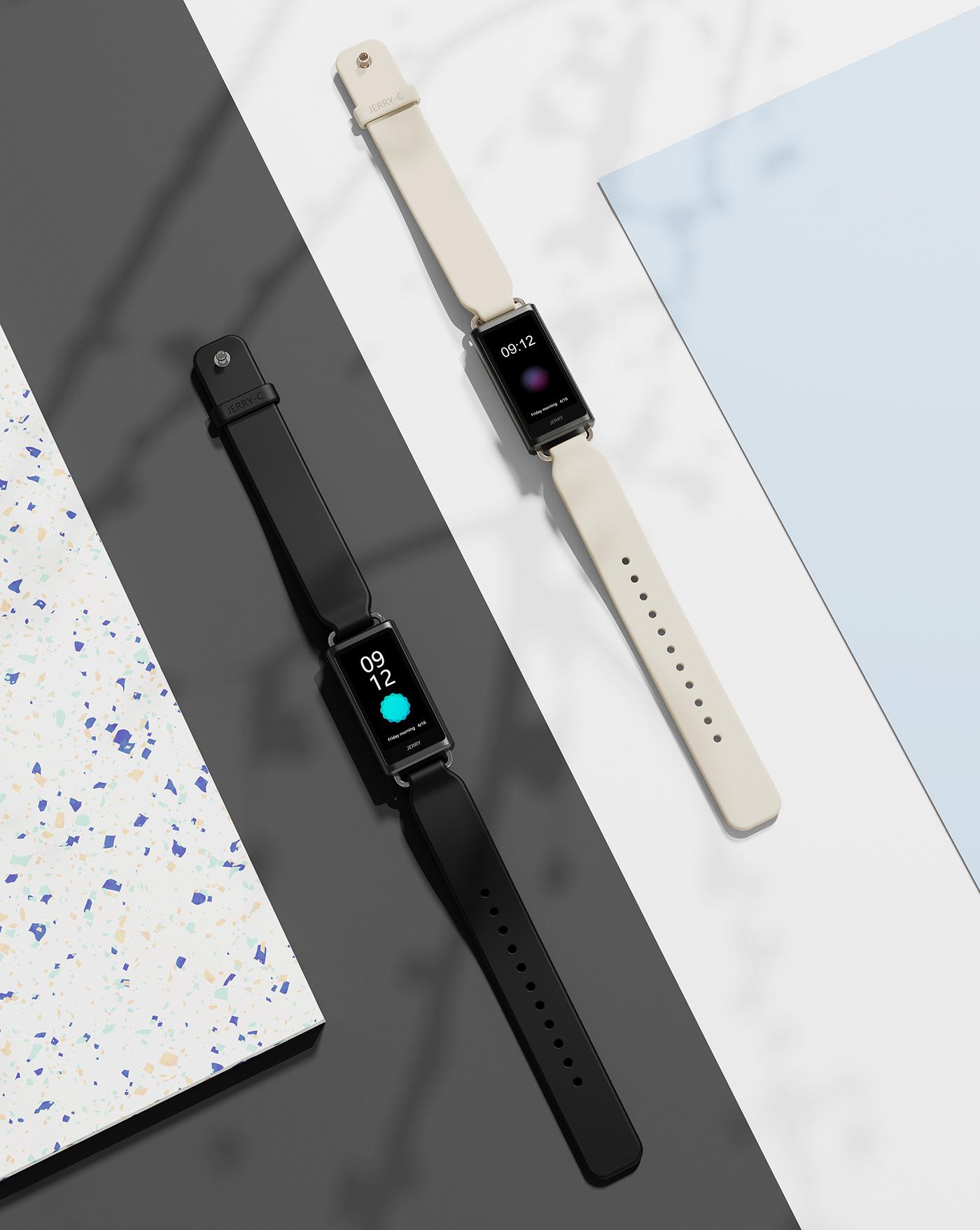 SMART SPORTS BAND Wristband 手环 智能 腕带 运动