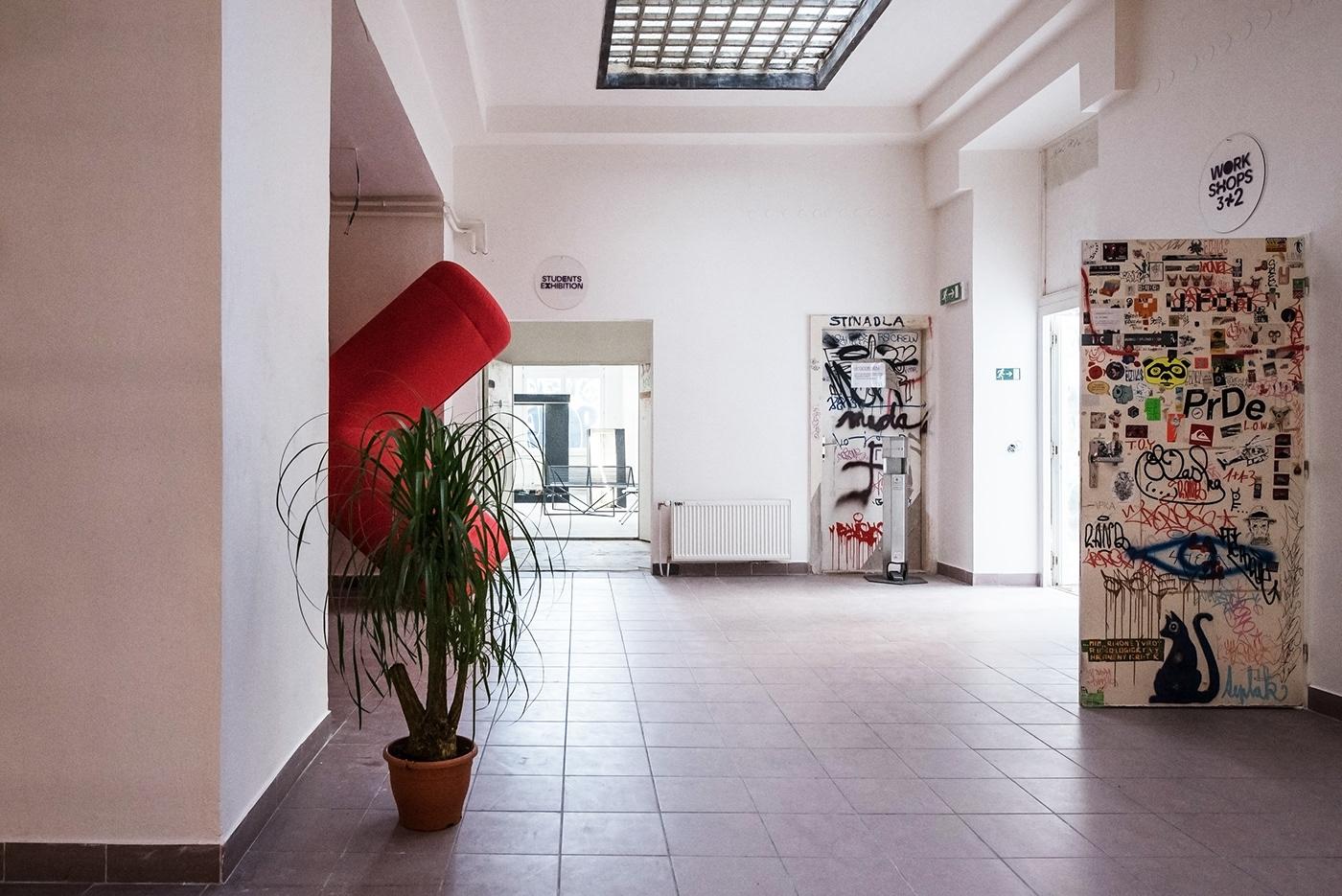 architecture conference design festival motion venue