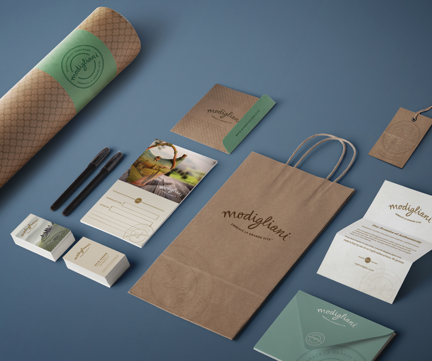 Italy tableware dinnerware modigliani handmade hand Website Responsive Parralax paralax Retail e-commerce ecom Two West Isometric