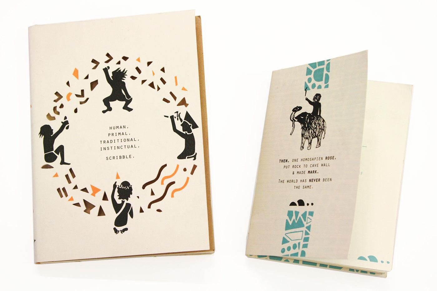 有美感的23款筆記本封面設計欣賞