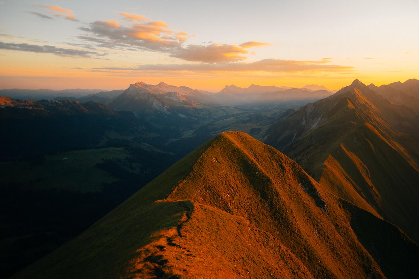 Landscape,mountains,Nature,outdoors,Switzerland,Travel,hiking,Sunrise,sunset,friends